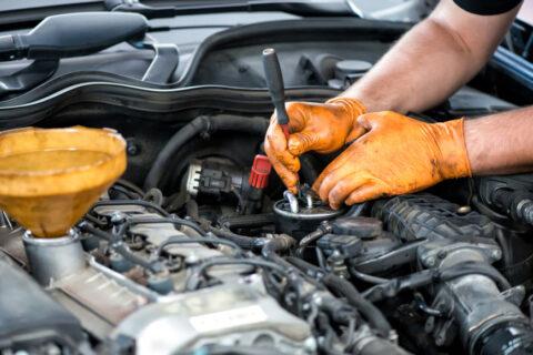 Ремон и восстановление двигателя в МАКЦ ГАРАНТ