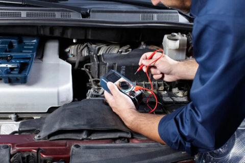 Диагностика и ремонт электрооборудования автомобиля в МАКЦ ГАРАНТ